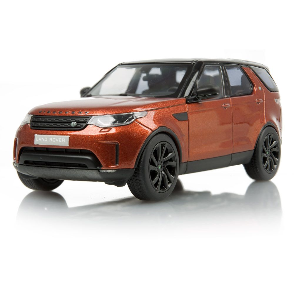Land Rover Discovery 1:43 Scale Model