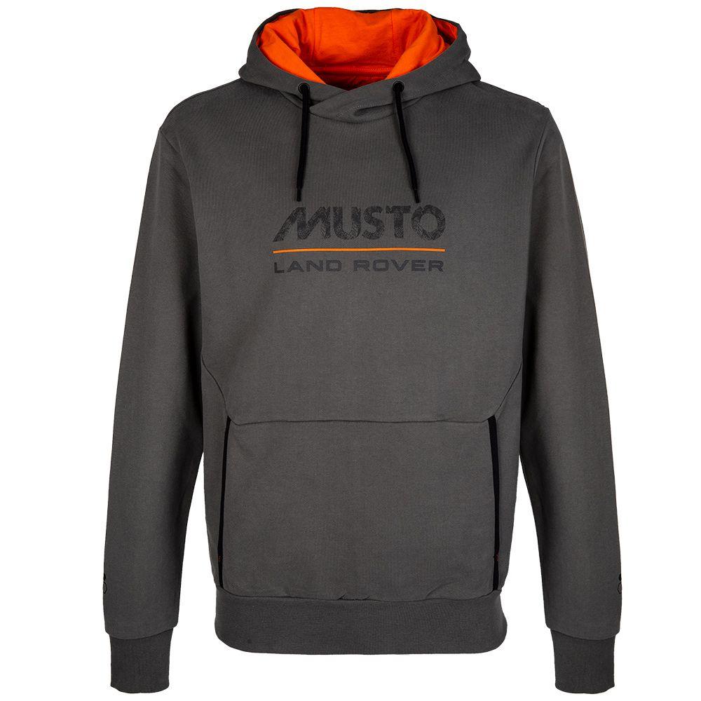 Land Rover Musto Logo Sweat à Capuche