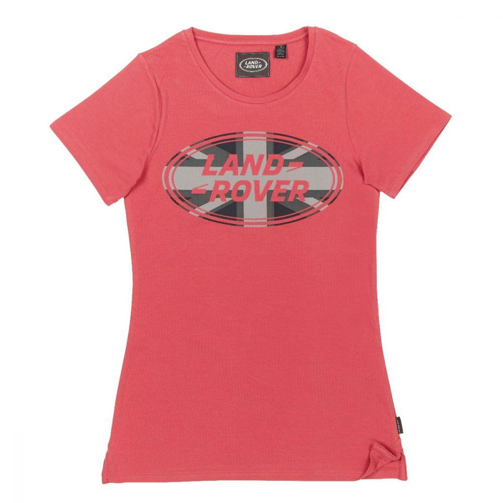 T-shirt Union Jack pour femme