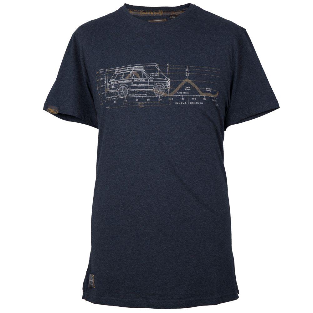 Camiseta con estampado Heritage para hombre