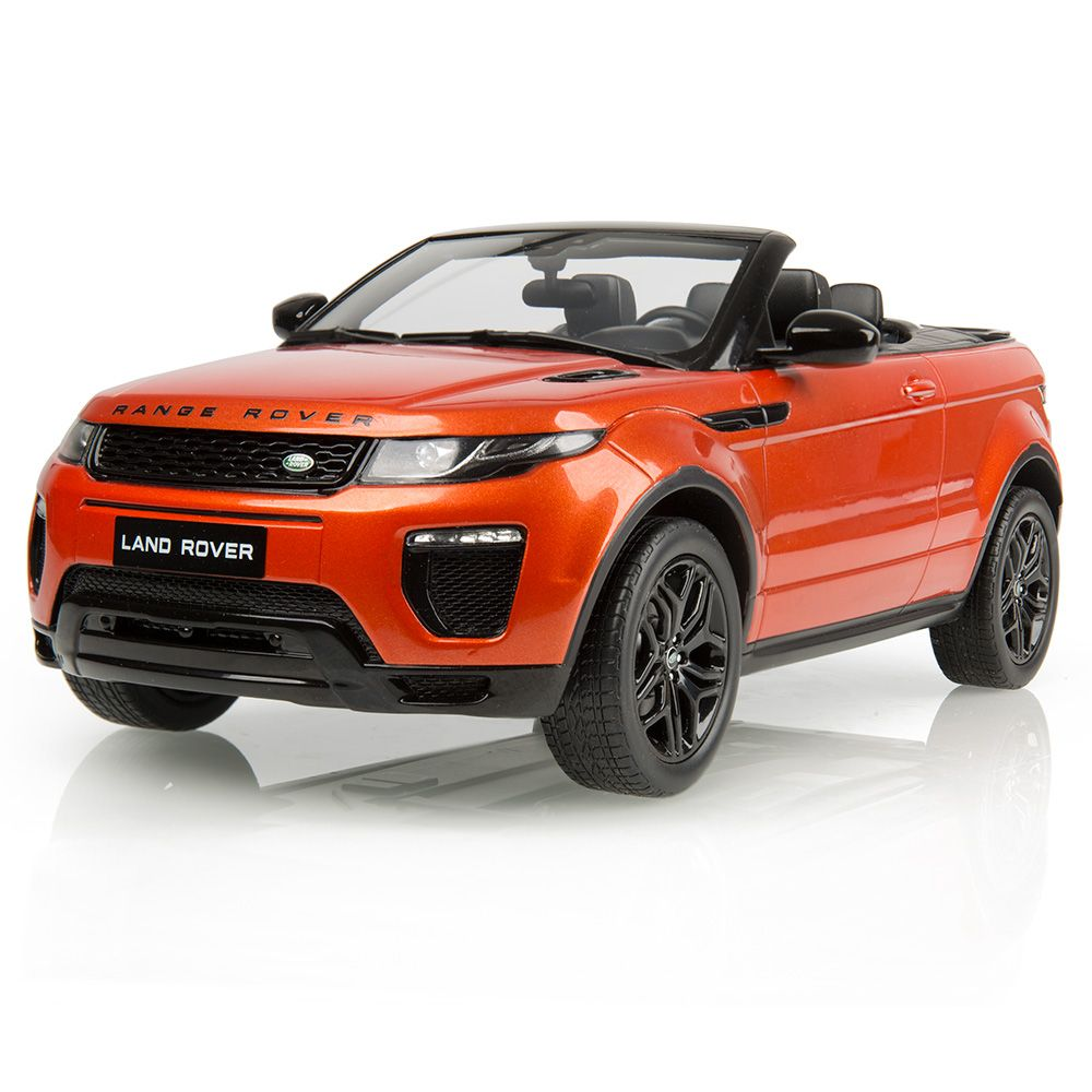 Range Rover Evoque Convertible 1:18 Scale Model