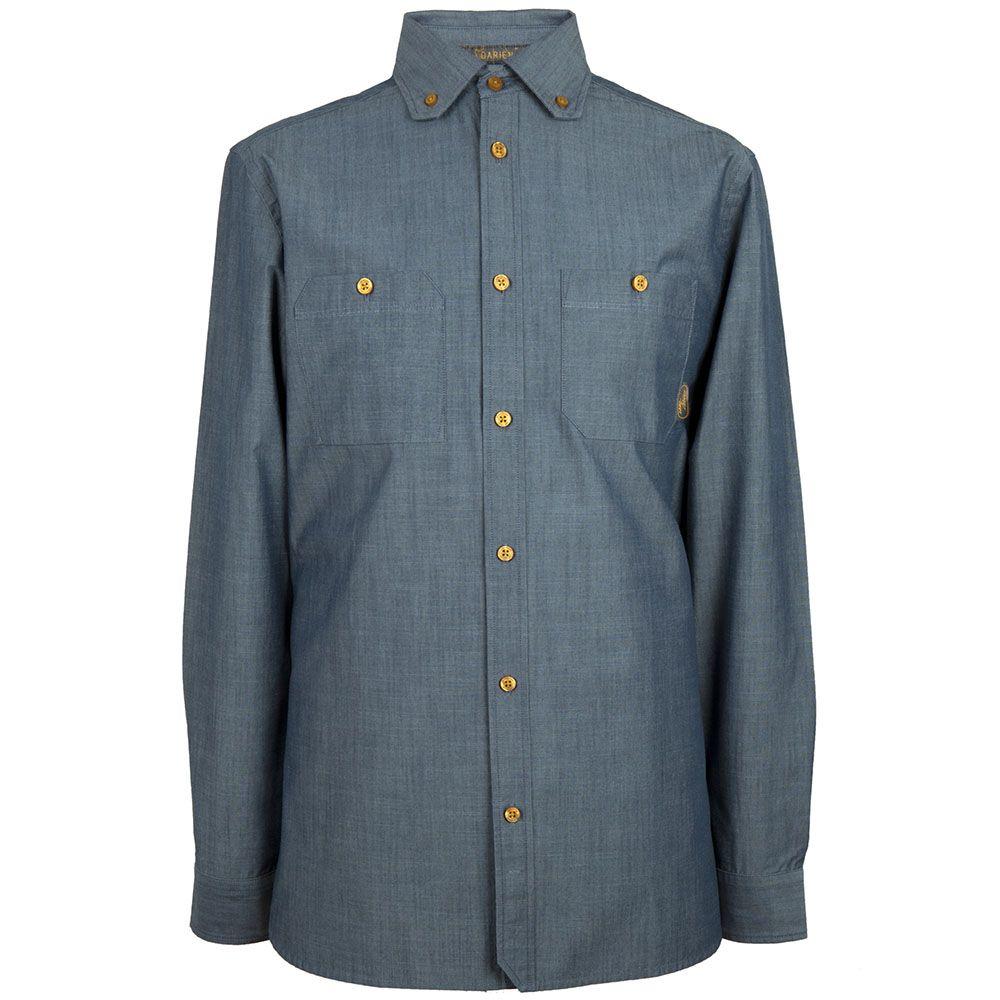 Camisa de cambray Heritage para hombre