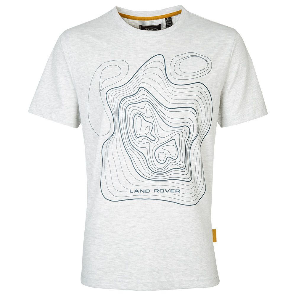 Men's Relief Map T-Shirt