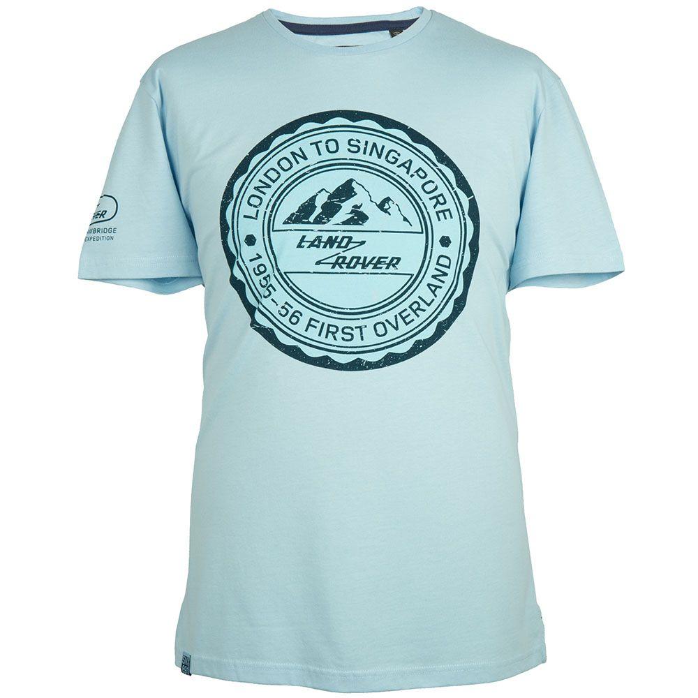 Camiseta Travel Stamp para hombre