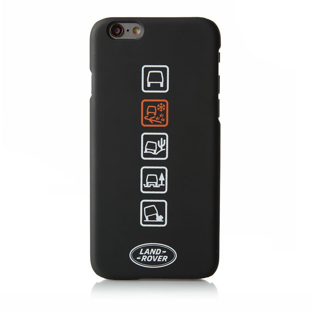 Étui pour iPhone à icônes Terrain