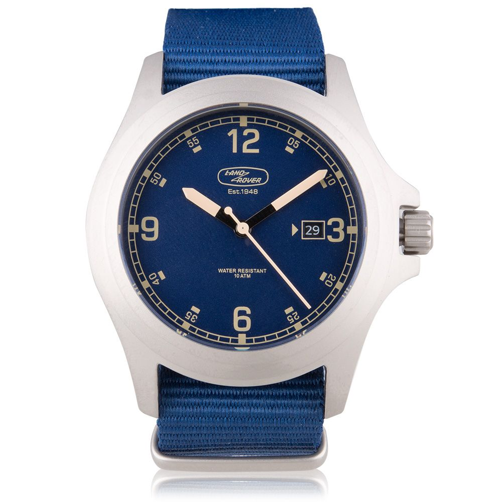 Land Rover Heritage Watch