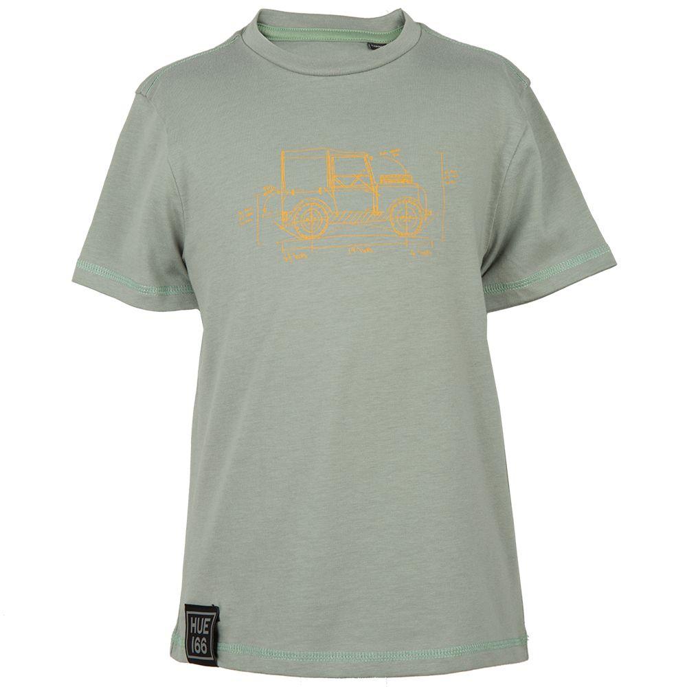 Camiseta con estampado Hue para niño