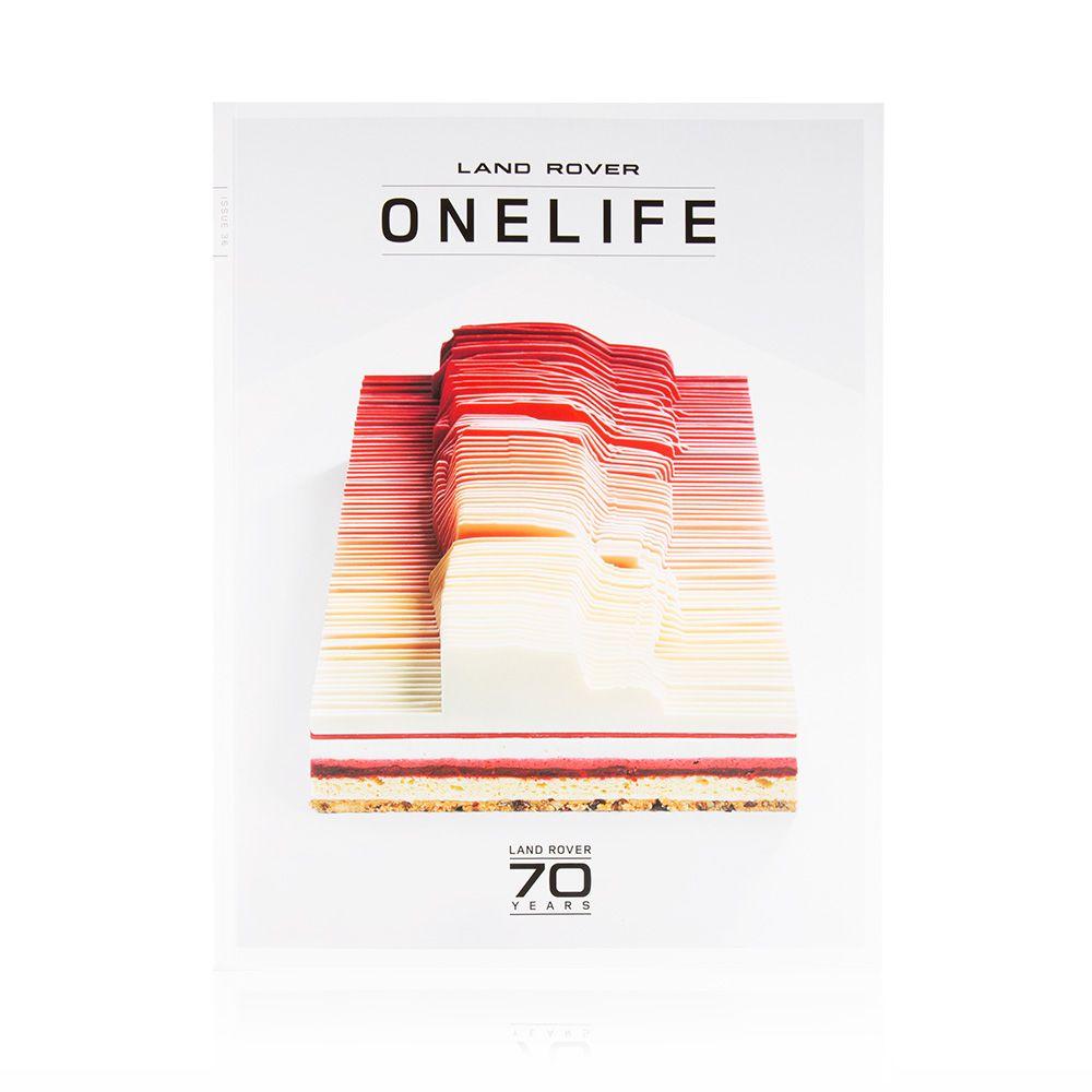 One Life Magazine,  Issue 36
