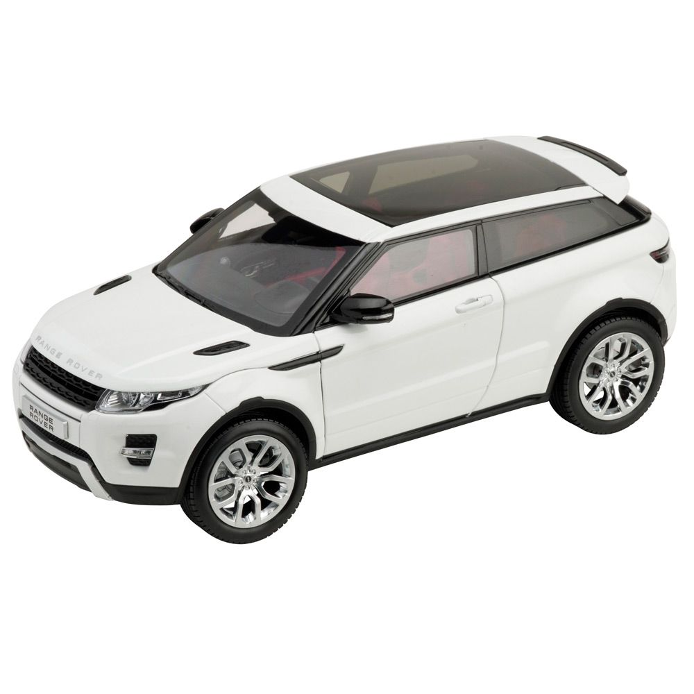 Range Rover Evoque 2011 Scale Model 1:18