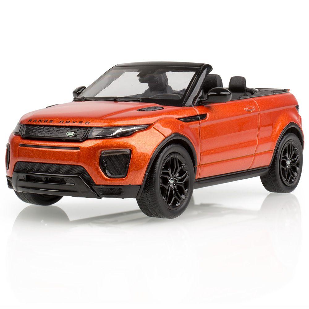Range Rover Evoque Convertible 1:43 Scale Model