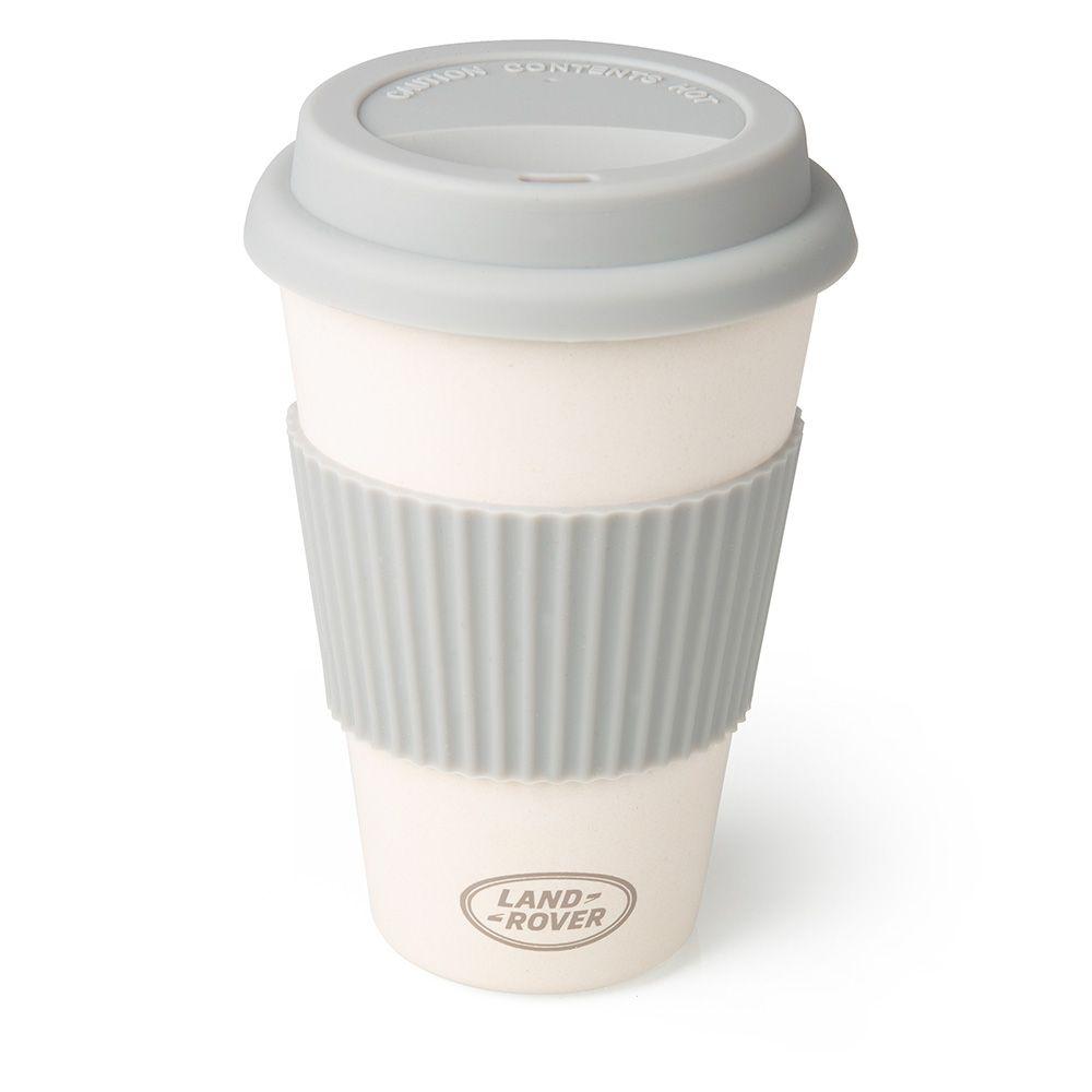 Land Rover Sustainable Bamboo Travel mug