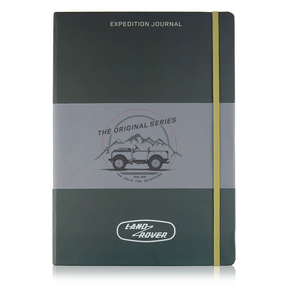 Heritage A4 Note Book
