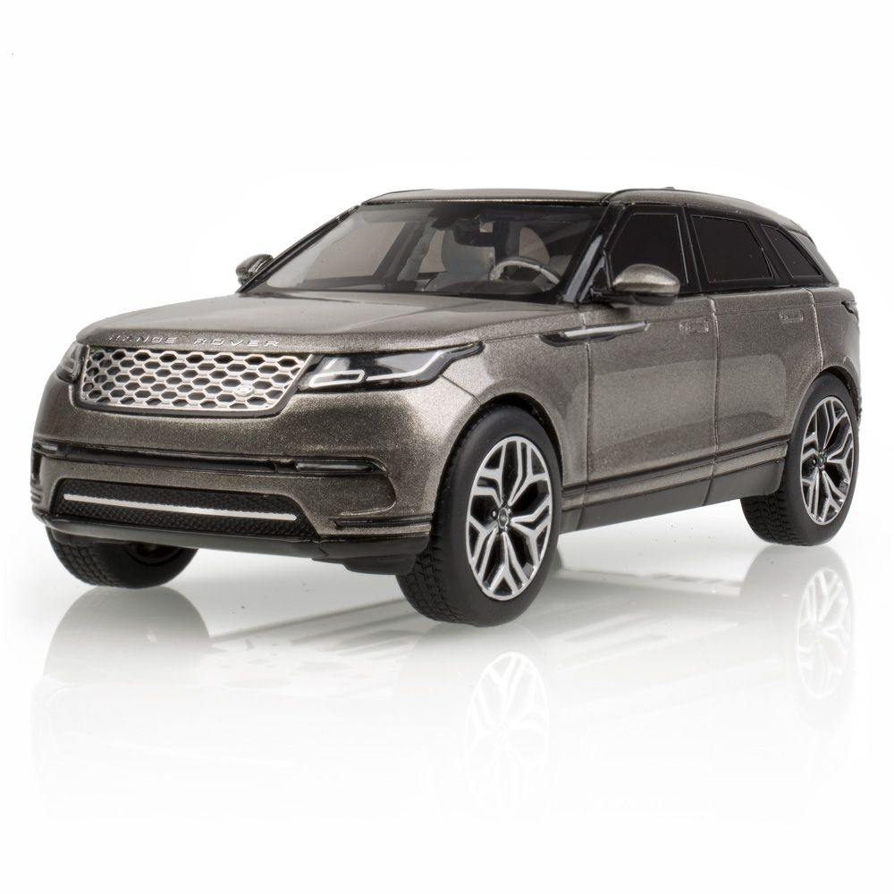 Range Rover Velar 1:43 Scale Model - Corris Grey