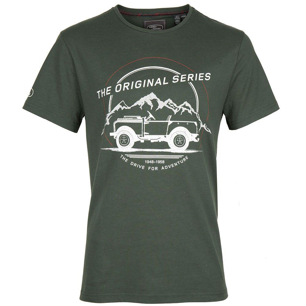 Camiseta Heritage Original Series para hombre