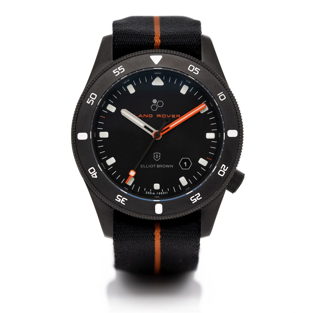 Land Rover x Elliot Brown Holton Professional Watch