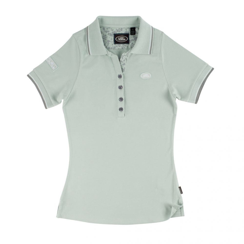 Women's Oval Badge Polo Shirt