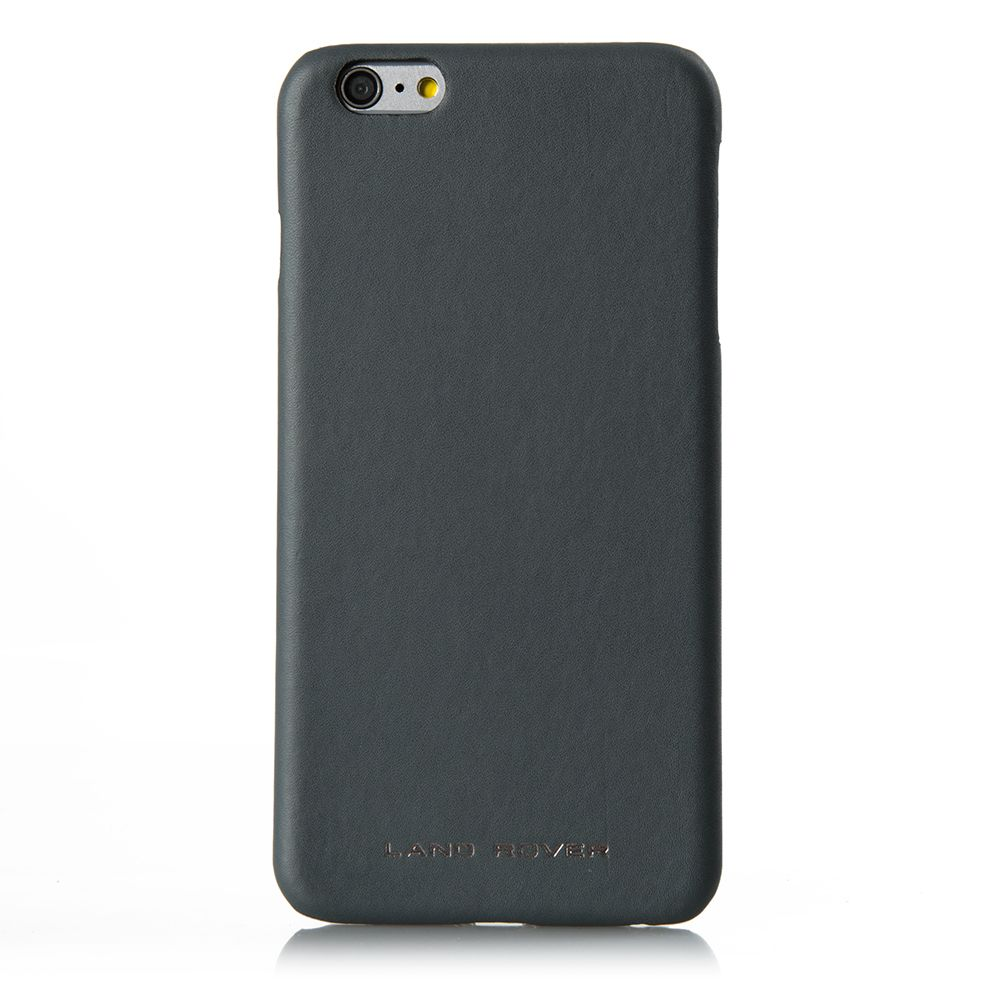 Étui pour iPhone 6+ en cuir - Gris