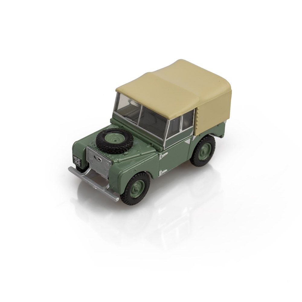 Modèle réduit Land Rover Série I Hue 1/76e
