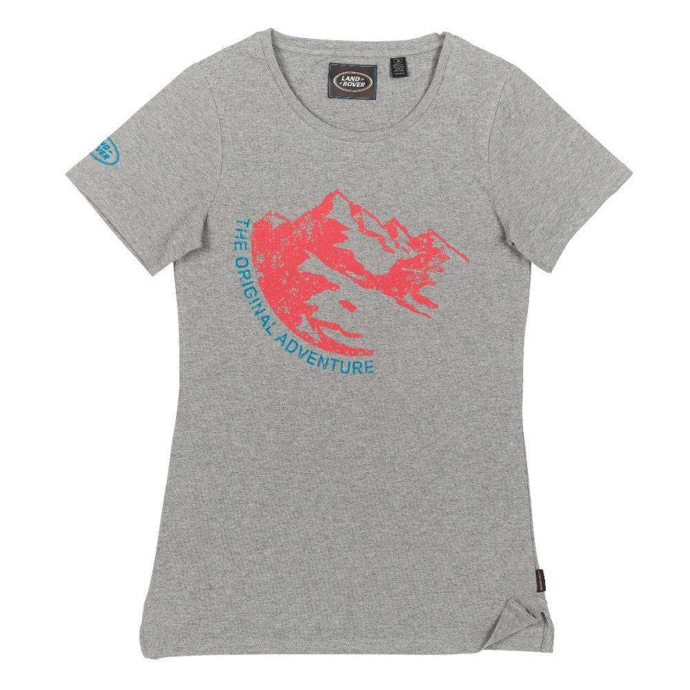 T-shirt Motif Adventure pour Femme